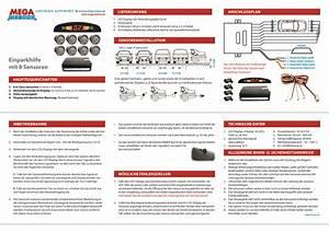 Einparkhilfe Vorne Und Hinten : einparkhilfe mit 8 a class sensoren 4 vorne und 4 hinten unlackiert led display ebay ~ Yasmunasinghe.com Haus und Dekorationen
