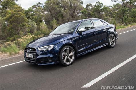 2017 Audi S3 Sedan Review (video)