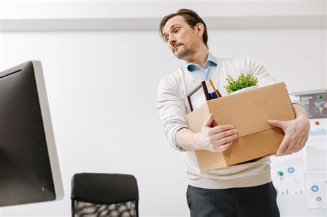 employee box leaving fired turnover costs office carrying infrastructure employees leave wave