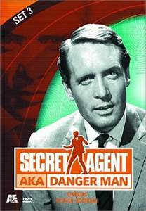 Secret Agent aka Danger Man - Set 3 (2-DVD) (1965 ...