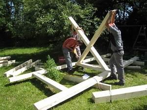 fabrication cabane jardin bois With fabrication cabane de jardin