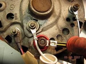 1966 Ford Mustang Alternator Wiring