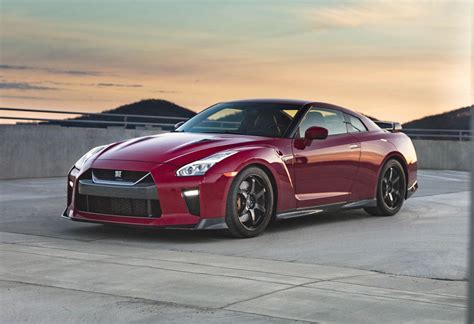 Nissan To Unveil New Gt-r Track Edition In New York