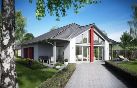 Moderne Deutsche Häuser by Bodentiefe Fenster Beim Bungalow Bungalow De