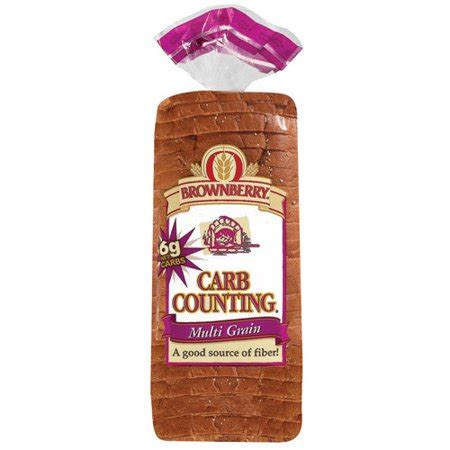 Brownberry Carb Counting Multi-Grain Bread, 20 oz