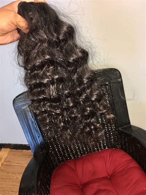 raw cambodian curly  faith hair company