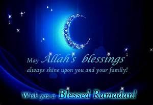 May, Allah, U2019s, Blessings, Shine, Upon, You, Free, Ramadan, Mubarak
