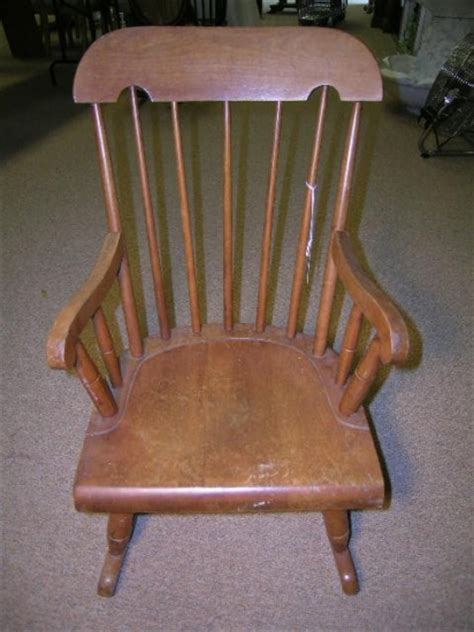 Nichols And Rocking Chair Value by 31 Antique Nichols And Co Childs Rocking Chair