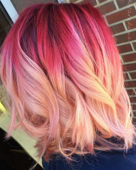 trendy ways  style  blonde bob popular haircuts