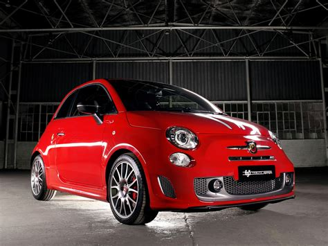 Abarth 695 Tributo by Fiat 500 Abarth 695 Tributo 2009 2010 2011