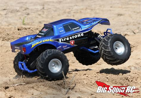 rc bigfoot monster truck traxxas bigfoot monster truck review big squid rc rc