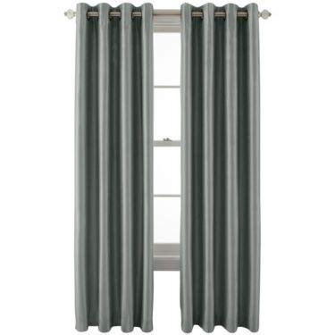 royal velvet 174 plaza grommet top lined blackout curtain panel