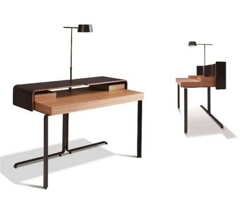 ligne bureau writing desk for hotel rooms split by meike russler
