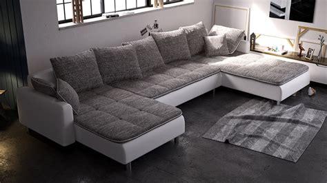 canap noir et blanc conforama canapé a angle