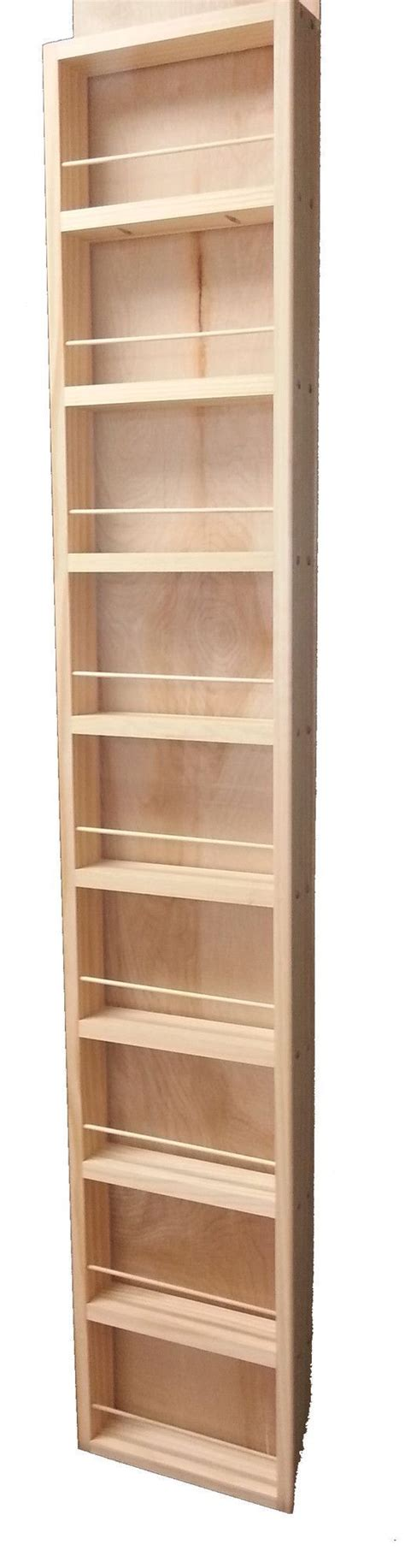 spice cabinet wall mount wall mounted spice rack spice racks and solid pine on