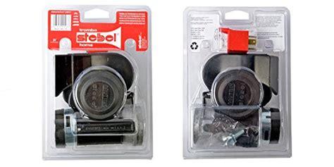 Nautilus Compact Mini Air Horn Black