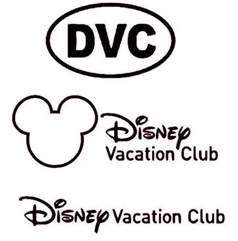 It's 100% free — no strings. DVC Decals - Choose One Design - Disney from BudafulDesign on