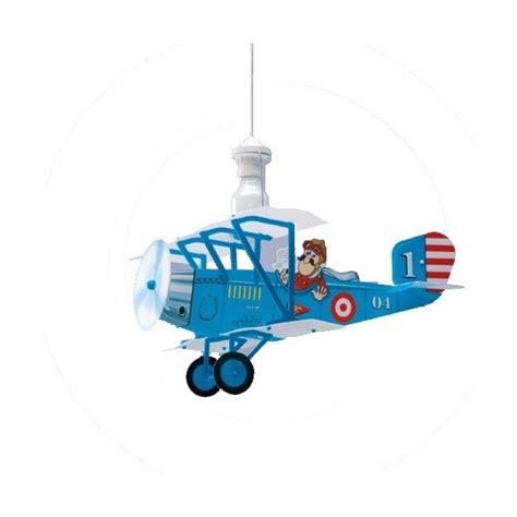 Suspension Design Pas Cher Enfant Avion Biplane