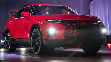 2020 Gmc Jimmy Car And Driver by 2019 Chevrolet Blazer Not The Blazer We Re Looking For