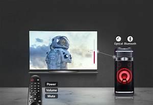 Lg Ok99  Lg Xboom 1800w Entertainment System With Karaoke  U0026 Dj Effects