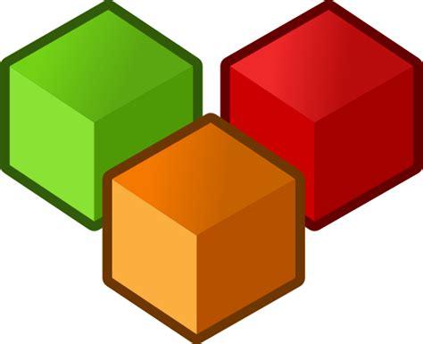Cube Clipart Cubes Clip At Clker Vector Clip
