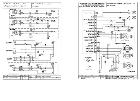 Navistar International Wiring Diagram 2007 by Any Trouble Trees For This Diagrams