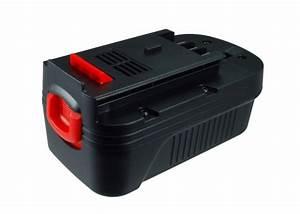 Batterie Black Et Decker 18v : batterie 18v originale black decker a18 ps182kb ~ Dailycaller-alerts.com Idées de Décoration