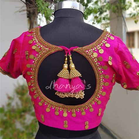 latest blouse designs saree blouse designs photo