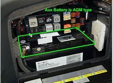 Volkswagen Phaeton Car Battery Location ABS Batteries