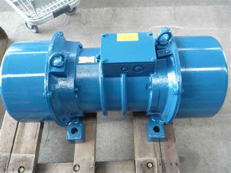 8hp Electric Motor by Jost 8hp 3 Phase Vibrating Electric Motor Bills Machinery