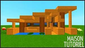 Comment Faire Une Maison : minecraft tuto comment faire une maison en survie youtube ~ Dallasstarsshop.com Idées de Décoration