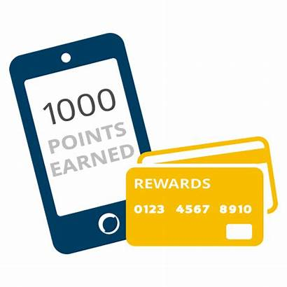 Rewards Credit Loyalty Cards Flyer Point System