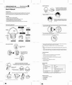 Skullcandy Headphones Nc User Guide