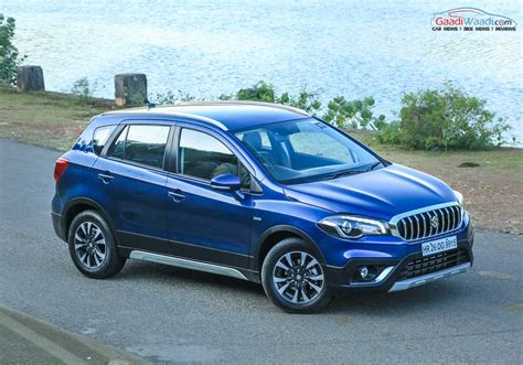 2017 Maruti Suzuki Scross Smart Hybrid Review
