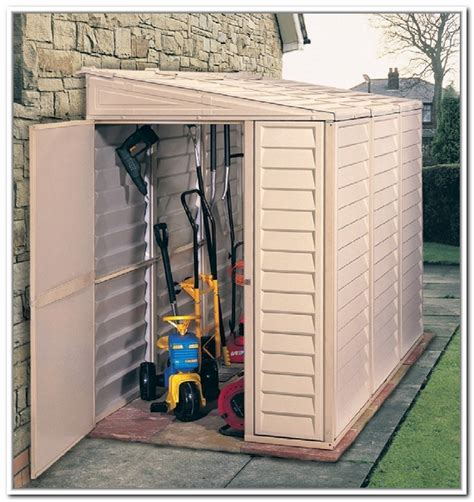 plastic outdoor storage sheds sort important things into high quality plastic storage