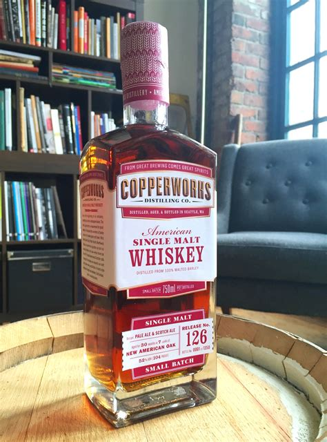 Copperworks Distilling Company to Launch American Single ...