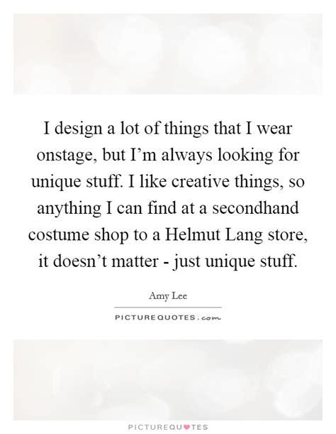 Unique Design Quotes & Sayings  Unique Design Picture Quotes