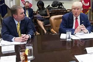 Mulvaney eggs Trump on in shutdown fight - POLITICO