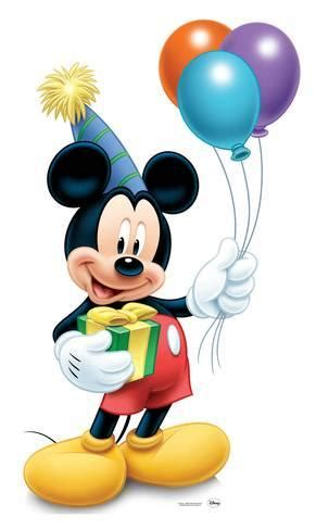 mickey mouse party 2013 lifesize standup cardboard cutouts by allposters ie