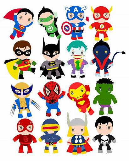 Superheroes Camiseta Domestika Projects