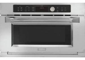 zscjss monogram  built  oven  advantium speedcook technology  stainless