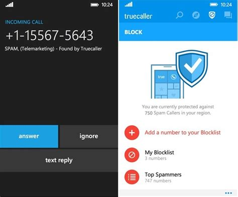 truecaller app for windows phone updated with new features nokiapoweruser