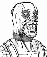 Deadpool Coloring Pages Drawing Maniac Chibi Rocks Liverbird Stark Smiling Lego Getdrawings Printable Deviantart Cute Mask Superhero Spiderman sketch template