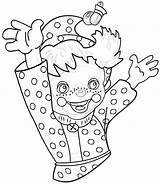 Jester Coloring Pages sketch template