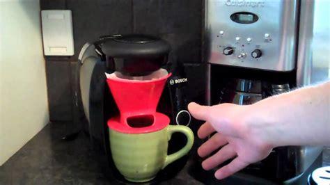 Tassimo: Brew Own Coffee   YouTube