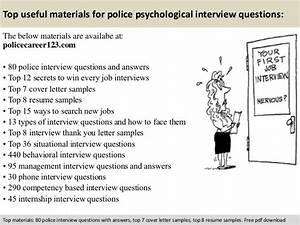 Nurse Manager Job Interview Questions Police Psychological Interview Questions