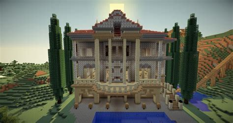 top photos ideas for picture of mansion house wooden minecraft mansion hd wallpapers cosas para