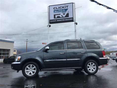 Spokane Chrysler by Chrysler Cars For Sale In Spokane Washington