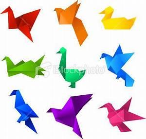 Origami Animaux Facile Gratuit : mod le d 39 origami ~ Dode.kayakingforconservation.com Idées de Décoration