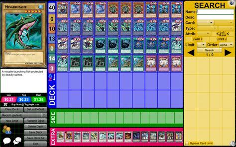 Yu Gi Oh Deck Creator 26 Free Wallpaper Animewpcom